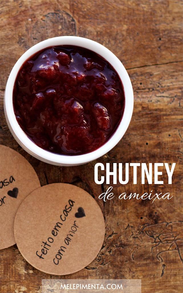Chutney de ameixa