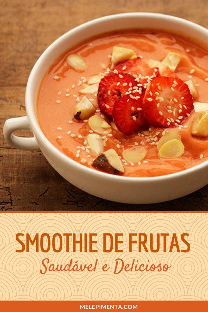 Uma receita fácil, deliciosa e saudável para você fazer. Você só vai precisar de frutas congeladas para preparar esse opção gelada e refrescante. Ele pode ser consumido como sobremesa, café da manhã e lanche. Confira as dicas e prepare a sua versão, do jeito que você gosta.
