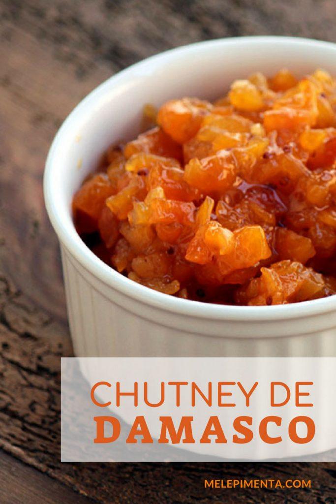 Receita de chutney de damasco - Confira a receita desse delicioso chutney de damasco que pode ser servido como entrada para jantares, para petiscar e até para levar em um piquenique e também para o seu brunch.