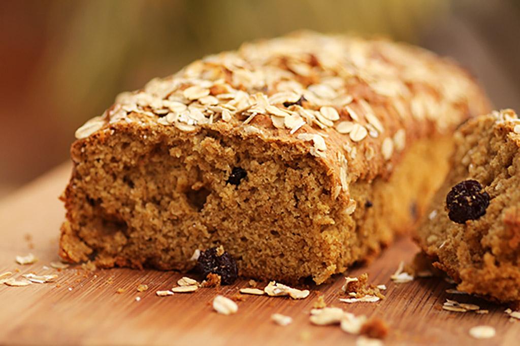 Pão de integral rápido e delicioso