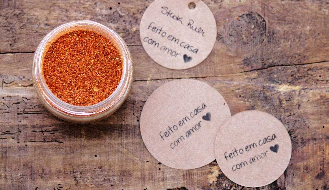 Tempero para carnes – Steak Rub