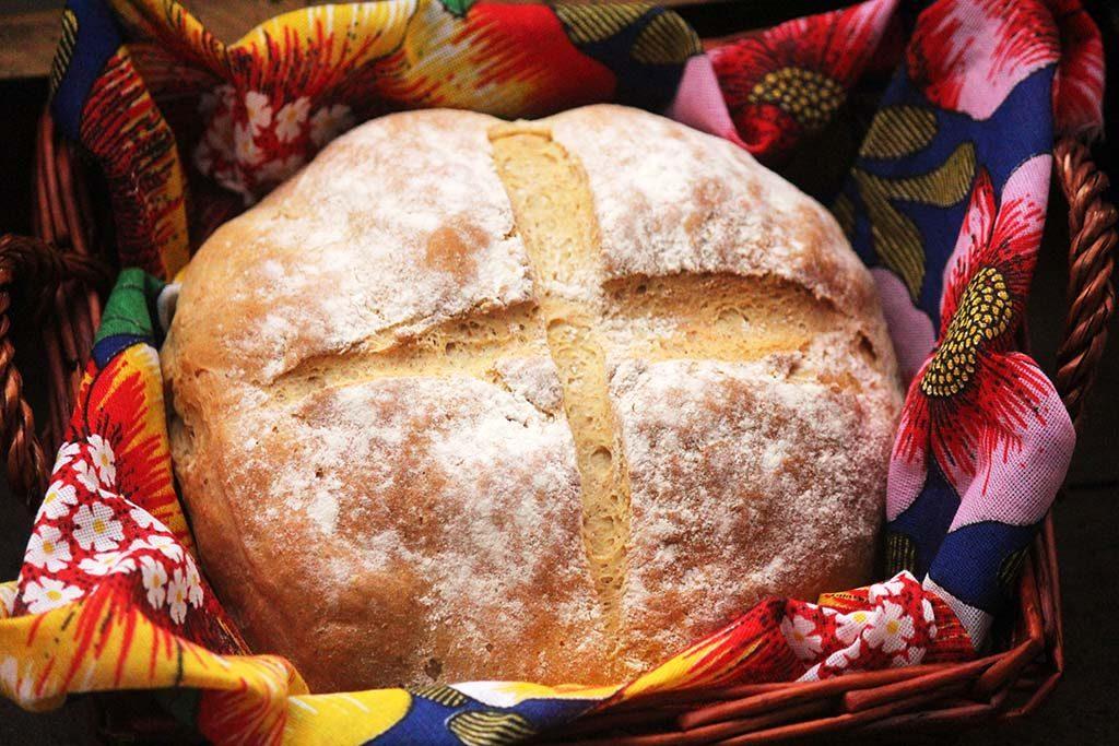 Pão integral de leite - Caseiro e delicioso
