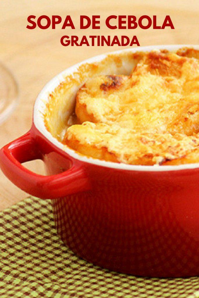 receita de sopa francesa