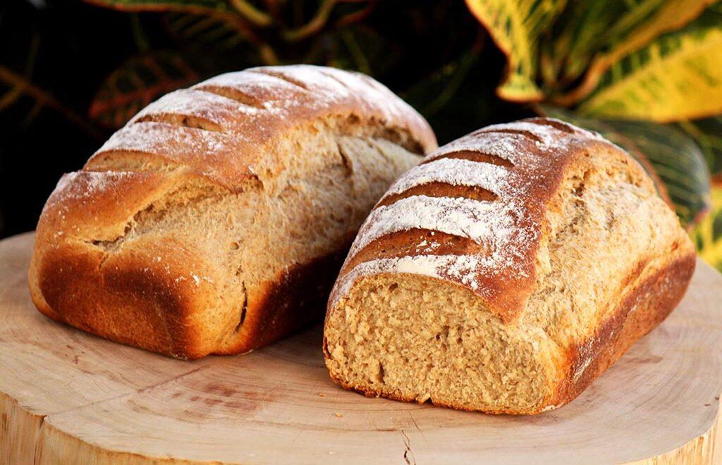 Pão de batata e centeio – Caseiro e delicioso