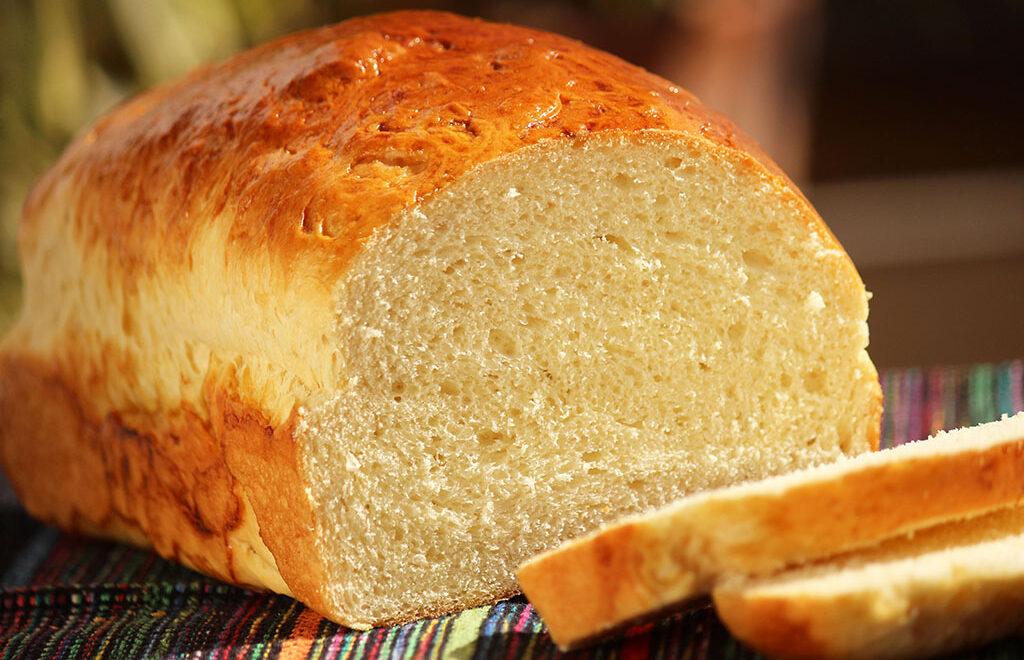 As nossas melhores receitas de pão