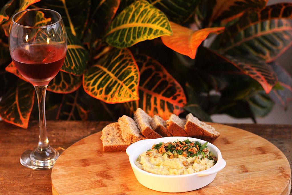 Pasta-couve-flor-sementes-girassol Baixa