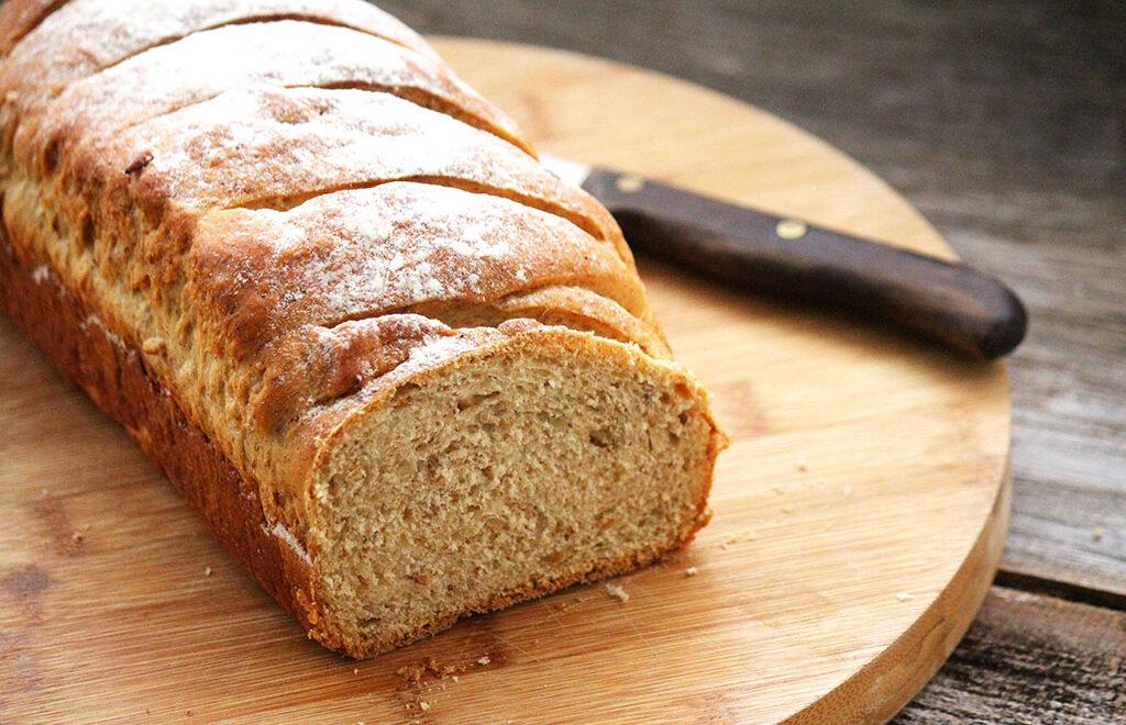 Pão Integral de Banana – Saudável e delicioso