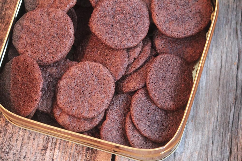 Como fazer Cookies mexicanos em casa