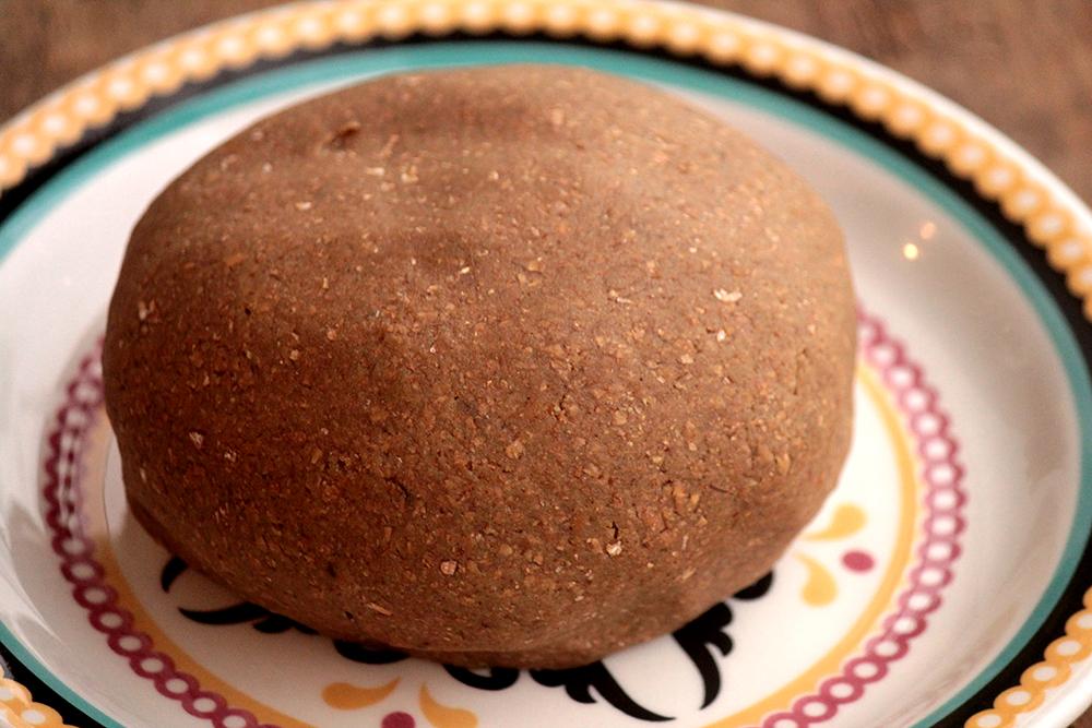 Biscoito integral de laranja e especiarias