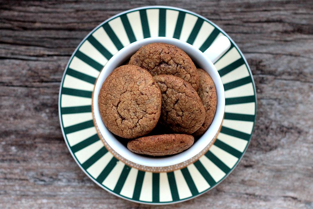 Cookies de chocolate caseiros fáceis e deliciosos