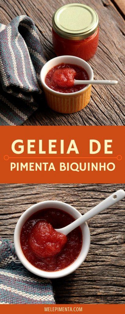 Geleia de pimenta biquinho - Aproveite pimenta biquinho de outras formas além da tradicional conserva, faça uma deliciosa e delicada geleia caseira. Confira a receita.