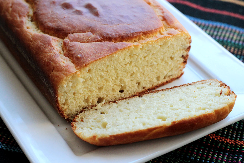 Receita de pão de liquidificador fácil e rápido