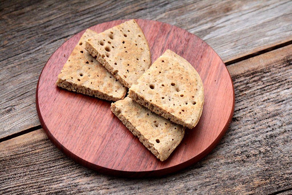 Como fazer pão de frigideira