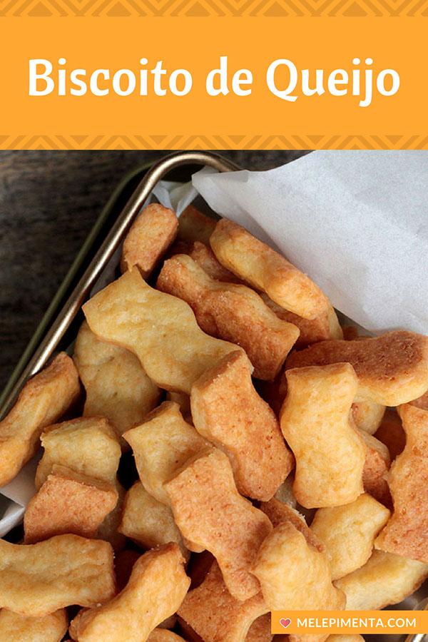 Receita de salgadinho de queijo caseiro - Prepare na sua casa esse biscoito de queijo crocante delicioso e fácil de fazer. Ele é ótimo para a lancheira das crianças, para o lanche dos adultos, para aquele piquenique e muito mais. Você também pode fazer para vender.