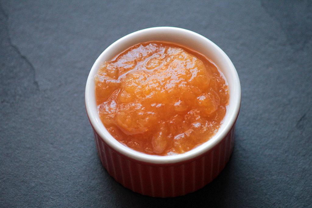 Geleia caseira de damasco com maçã - Receita fácil