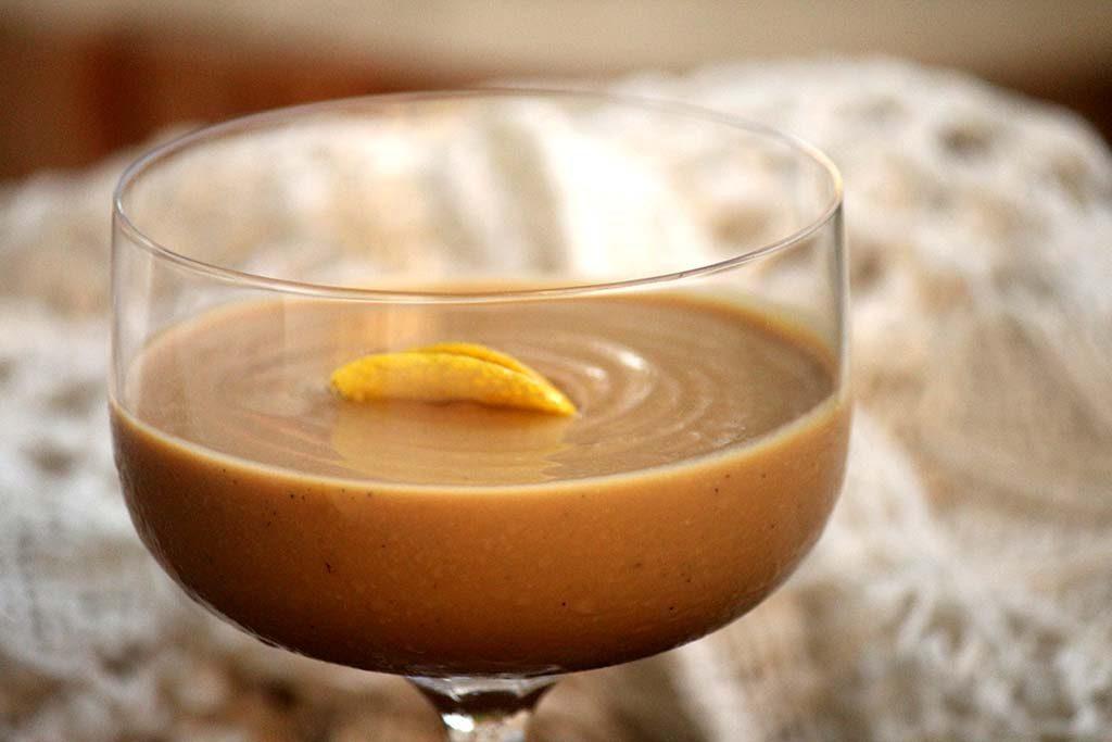 Creme catalão de doce de leite - Crema Catalana