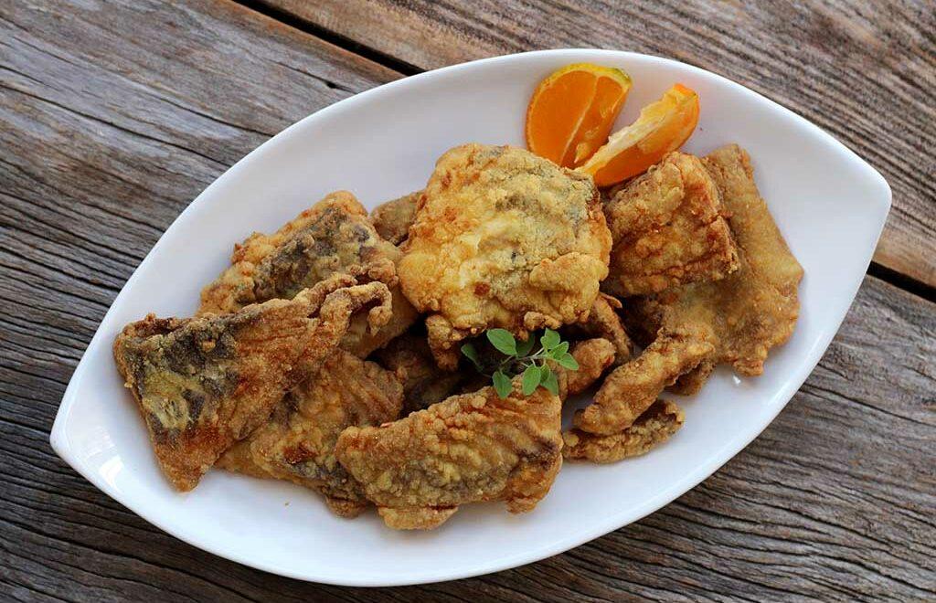 Como fazer filé de peixe frito crocante e sequinho