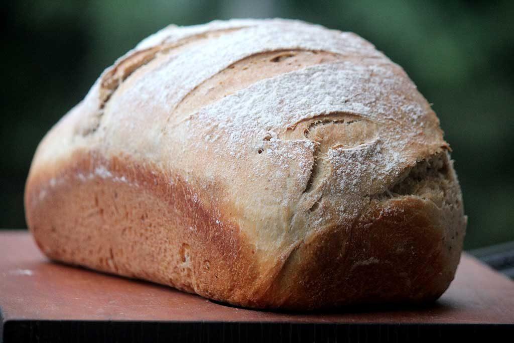 receita de Pão de Pinhão caseiro