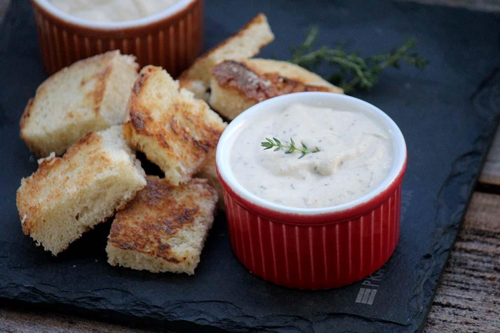 Pasta de castanha-de-caju caseira
