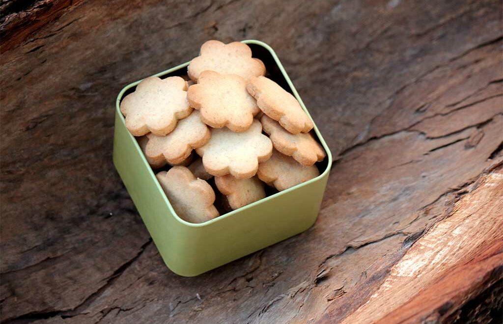 Biscoito caseiro fácil – Crocantes sem lactose