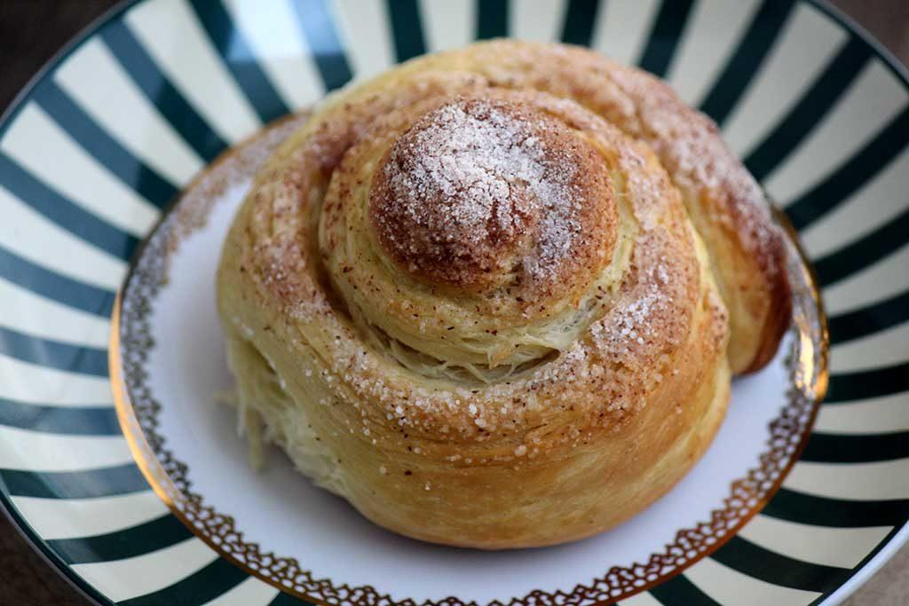 Rolinhos de pão doce - Shoreek, receita egípcia