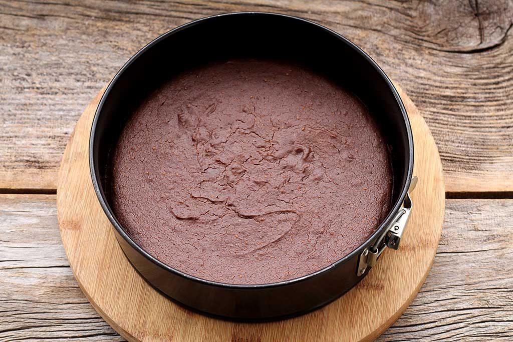 Torta de chocolate com batata - Receita sem glúten