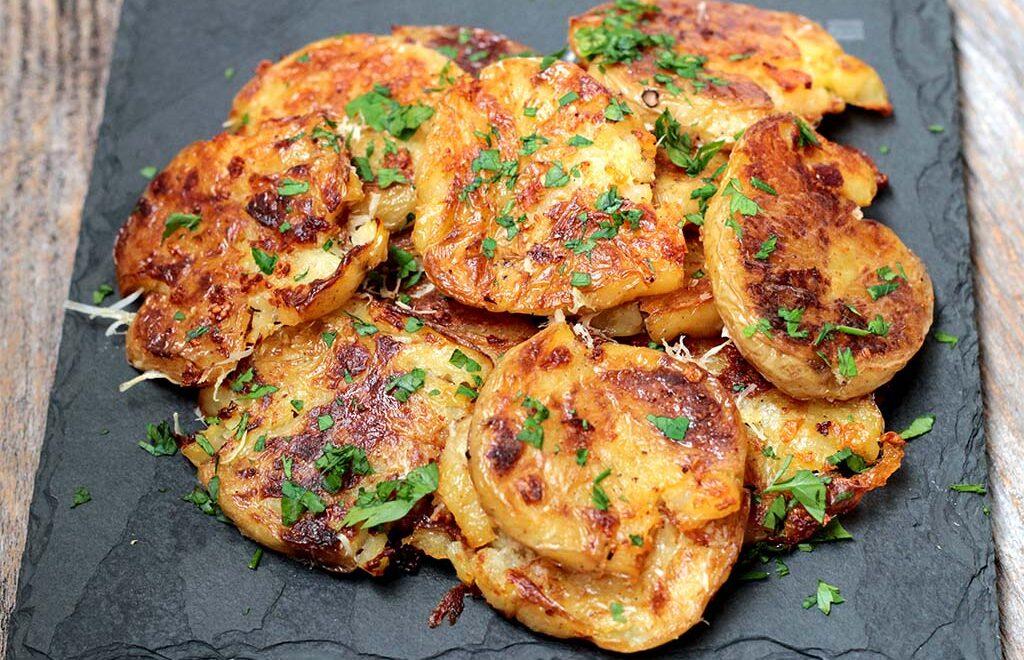 Batatas ao murro – Receita fácil e deliciosa