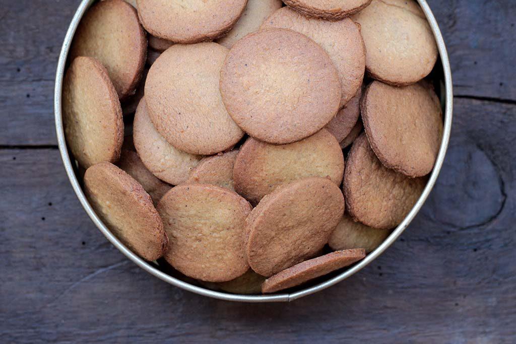 Speculoos Biscoito de especiarias