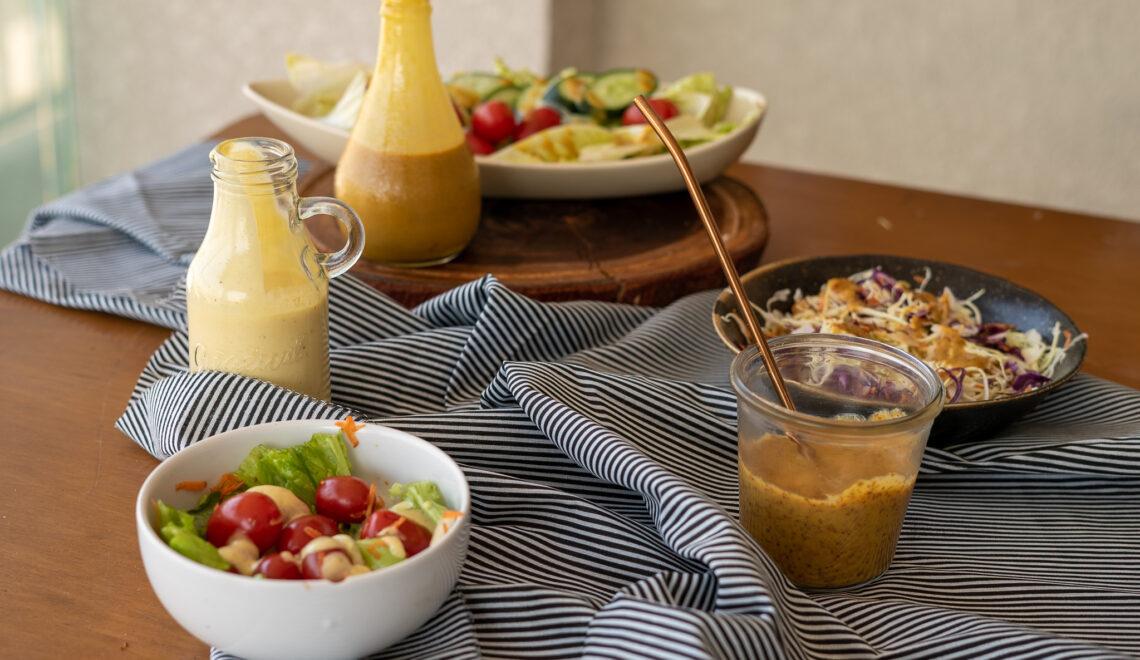 Molho mostarda e mel – em duas versões