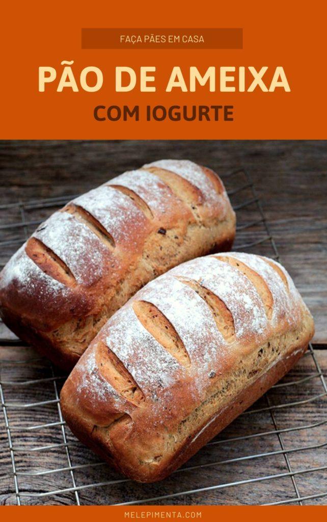 como fazer pão em casa