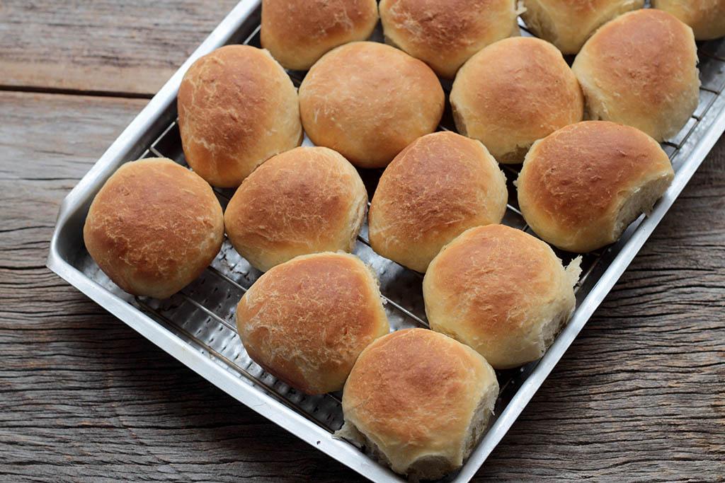 Pãozinho de milho verde - Fofo e delicioso