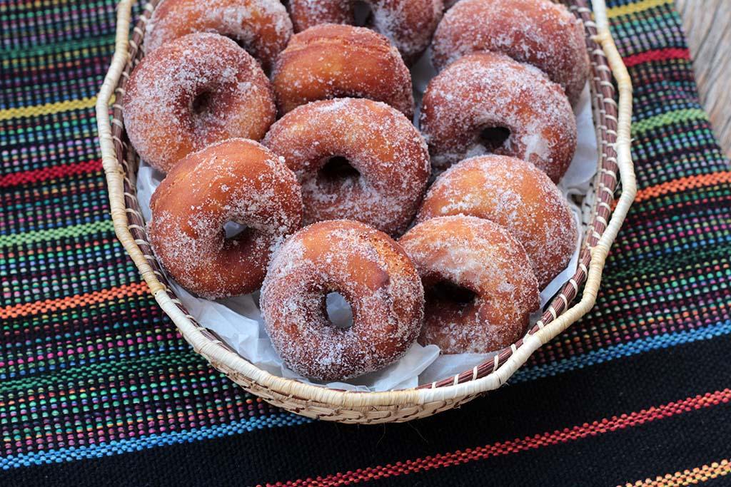 Donuts de batata - Fofíssimo e delicioso