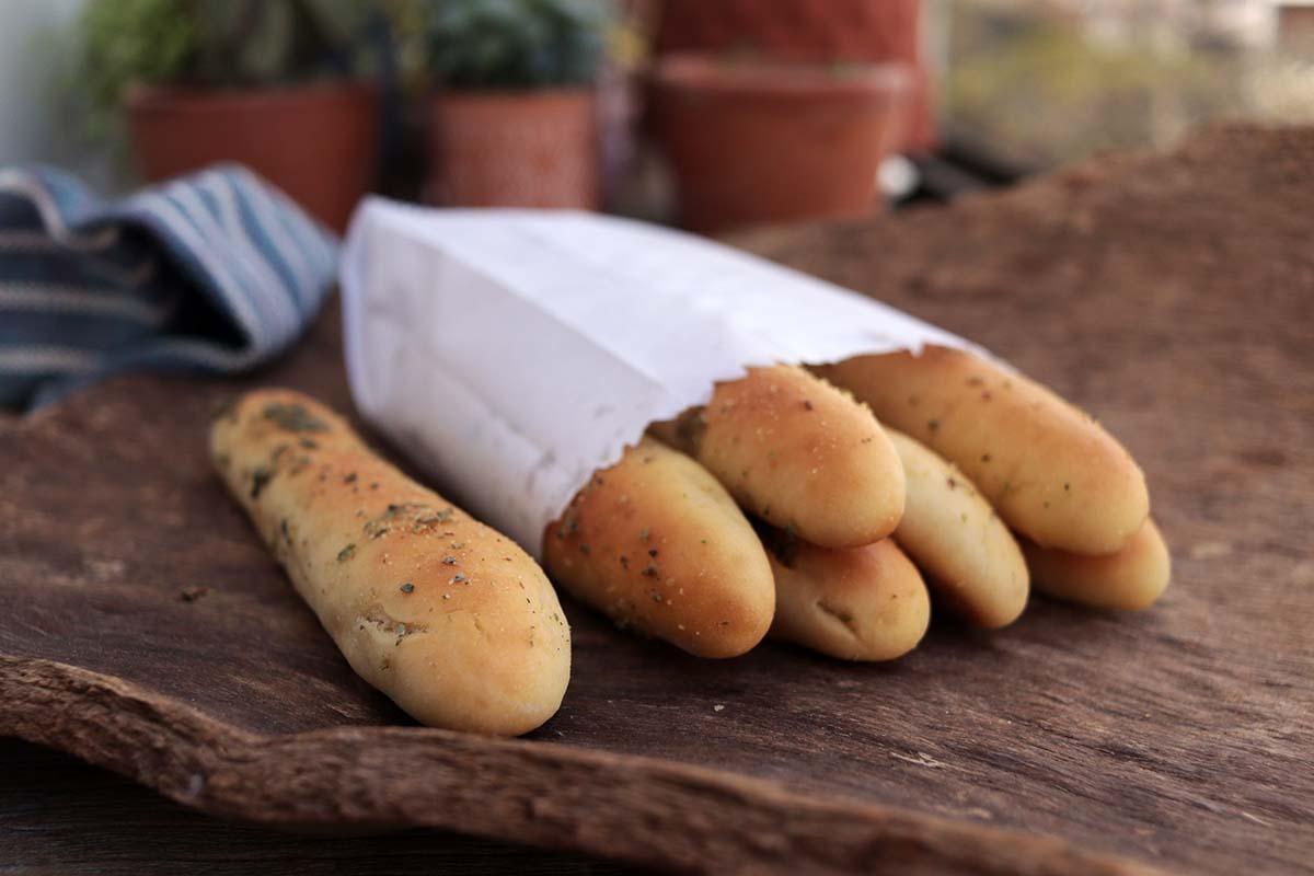 Palitos de pão